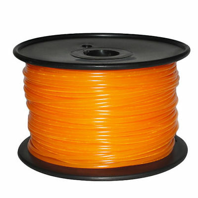 3D Printer Filament 1.75mm PLA 1KG/Roll Colours Engineer Drawing Art Aussie