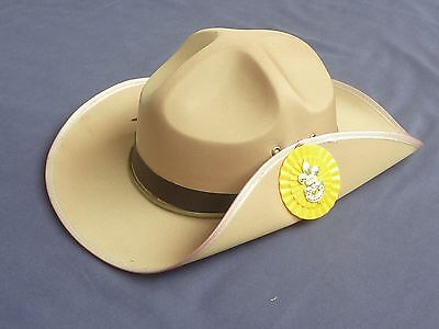 Thailand Boy Scouts Hat Complete With Badge Large Size