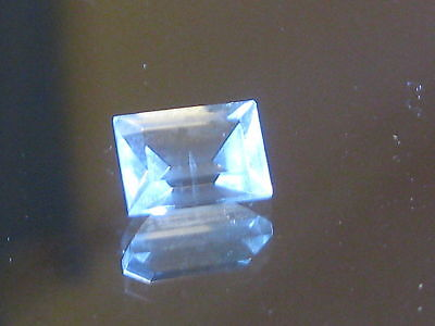 Topaz, Clear Natural 4.5 ct SI Australian Rock Topaz, large size