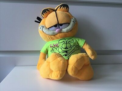 Garfield Plush Soft Toy Collectible Retro orange cat Cool Cartoon Comic