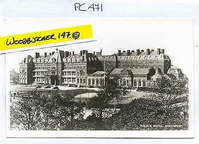 Southport. Palace Hotel. RP Postcard.  Unposted.  (PC471)