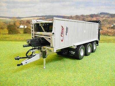 Wiking Model Fliegl Gigant Asw391 Bulk Trailer 1/32 7322 Boxed & New