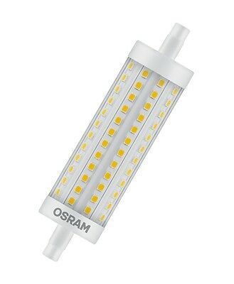 Osram LED SUPERSTAR LINE 118 125 dimmbar R7s Stablampe 2700K 118 mm 15W=125W
