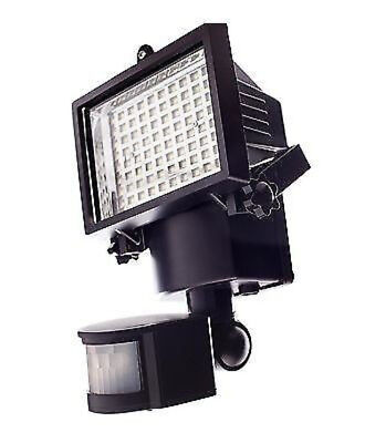 Super Bright 80 LED Waterproof Solar Powered Security Lights with Motion Sensor