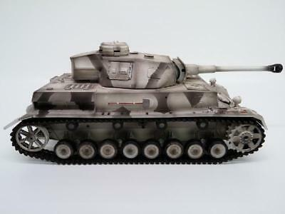 Taigen Panzer IV F2 (Plastic Edition) Airsoft 2.4GHz RTR RC Tank 1/16th Scale