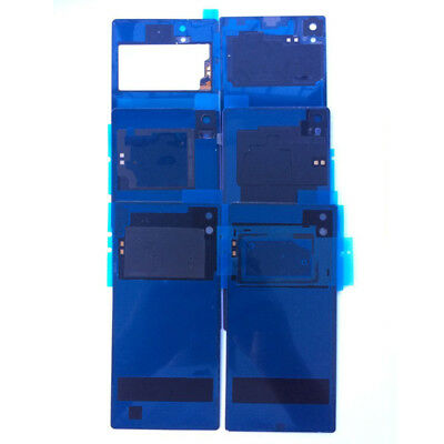Back Door Battery Glass Cover NFC Case Panel For Sony Xperia Z1 Z2 Z3 Z5 Compact