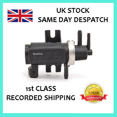 For Skoda Octavia 1.9 Tdi 1996-2010 N75 Solenoid Boost Control Valve 1H0906627A