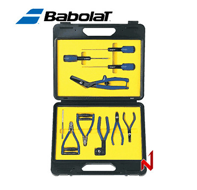 Babolat String Toolkit Complete Tool Box Tuning Kit - Authentic