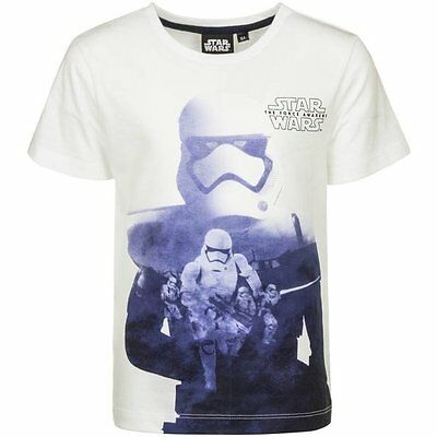 Camiseta Star Wars Manga Corta (10184)