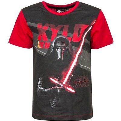 Camiseta Star Wars Manga Corta (10185)