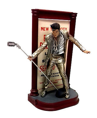 "McFarlane Toys Elvis Presley ""1956 Year in Gold"" 6"" scale figure Model, no box"