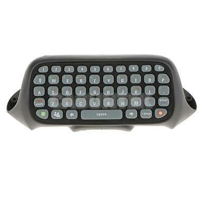Portable Wireless Text Message Game Keyboard Controller Chatpad for XBOX 360
