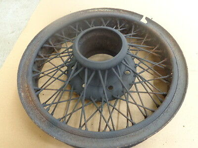 "Antique / Classic Car 18"" Knock Off Wire Wheels MT-1108"