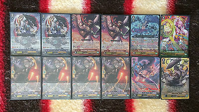 Cardfight!! Vanguard Genesis Fenrir Lot Inc. 6 SP!!!