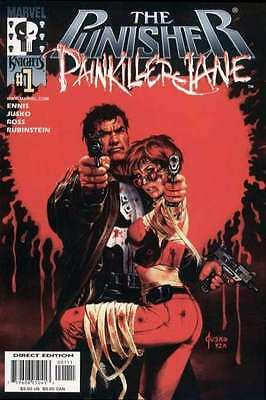 Punisher (2000 series) Painkiller Jane #1 in Near Mint - condition
