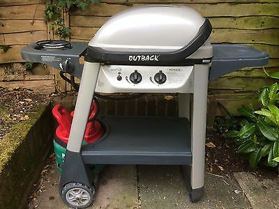 Gas Barbeque: Outback Excel 300
