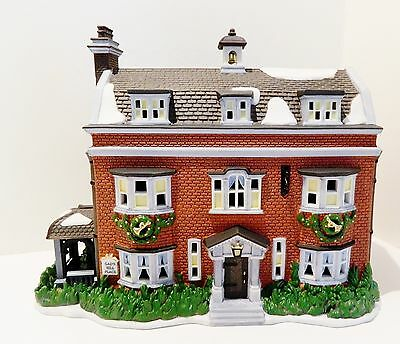 Dept.56  Dickens Village Gad's Hill Place , 6Th Edition 1997 , #57535  Retired