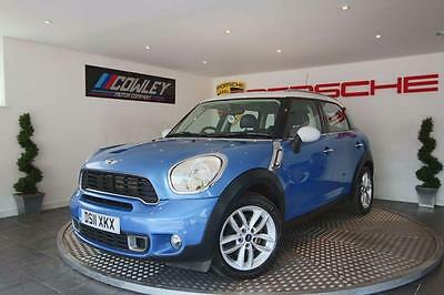 2011 11 Mini Countryman 1.6 Cooper S 5D 184 Bhp