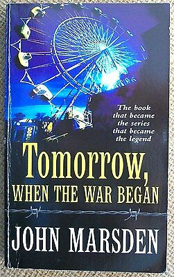 Tomorrow, When the War Began by John Marsden, Book #1