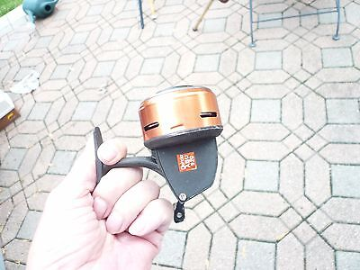 Abu Garcia 520 Auto Spin ,unusual No Bail, 1968, Made Sweden ,much Sought After