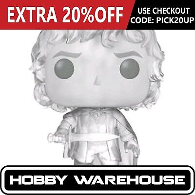 Funko The Lord of the Rings - Invisible Frodo Baggins Pop! Vinyl Figure