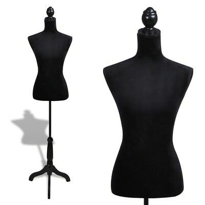 Female Mannequin 168cm Dressmaker Cloth Model Display Torso Tailor Window Dummy