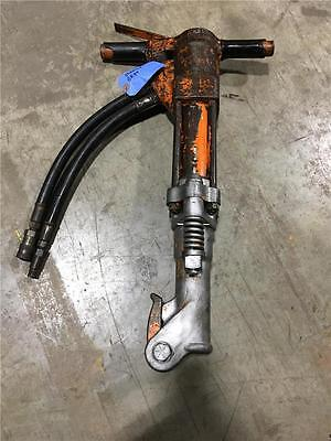 """Stanley Hydraulic BR89 Complete Concrete Breaker Construction Tool 1-1/4"""" HEX"""