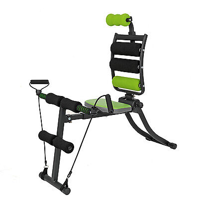 swingmaxx Body Fitnesstrainer 6in1 Heimtrainer Fit Maxx Wonder Trainer Neu