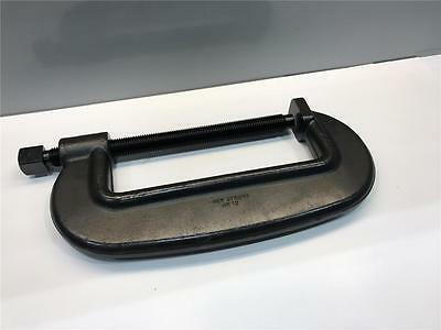 """Heavy Duty Boiler Bridge New Strong CC12H Forged Steel 0""""-12"""" C Clamp"""