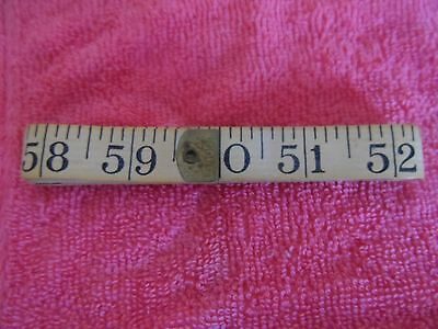 Vintage Sewing Measuring Tape- Dean- Made In England