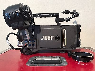 Arri Alexa EV Classic HIGH SPEED Camera Package 1,382 Hours