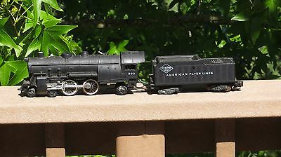 American Flyer Trains 303 Reading Lines 4-4-2 Atlantic 1954-56