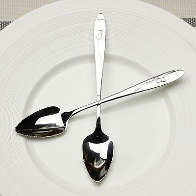 Fruit Spoon Grapefruit Spoon Scrape Spoon Dessert Coffee Stirring Spoon