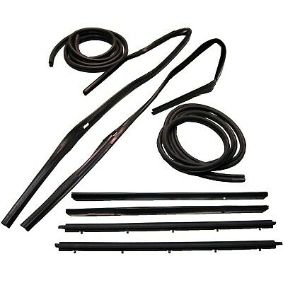 Fairchild Industries New Weatherstrip Kits Set of 8 Driver & Passenger Side Olds