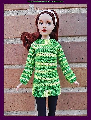 Tonner Tiny Kitty Collier handmade clothes : sweater
