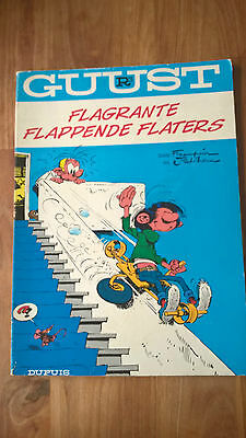 Strip: Dupuis, Guust Flagrante Flappende Flaters