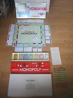 Monopoly Board Game - Toltoys