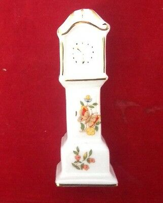 Aynsley  1775 Miniature Grand Father Clock • £4.00