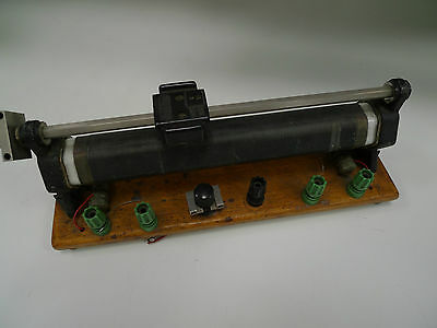 Rheostat 15 Ohms 5 Amp Mounted Vintage Lab Apparatus 4MM Banana Plug BERCO