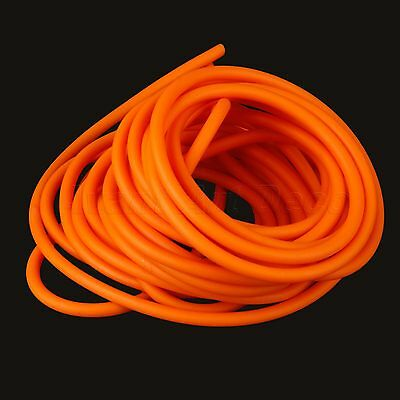1745 5M Powerful Elastic Natural Latex Rubber Band Tube for Slingshot Catapult