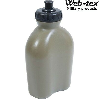 Web-Tex Army Surviva-Pure Water Bottle Purification Drinking Filter System