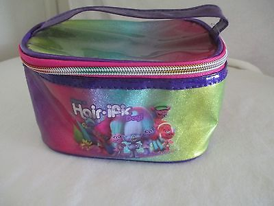 Troll - Have a Hair-ific Day Small Tote - Kids Purse - Vinyl - Zips