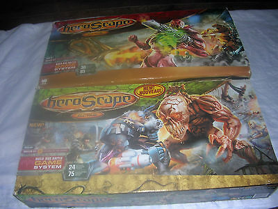2 Heroscape Sets-Rise of Valkyrie + Swarm of Marro (NEW)