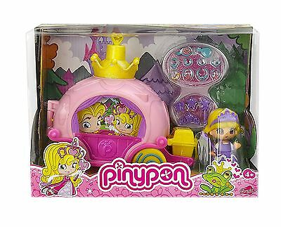 Pinypon Carriage With Princess Figure & Accessories