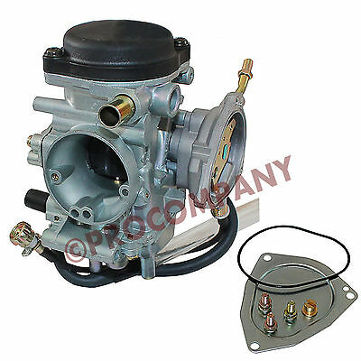 Carburetor Yamaha Kodiak 450 ATV Quad 4x4 Carb 2004-2006 4WD YFM400 2000-2002
