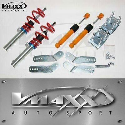 Vw Caddy Coilover Kit V-Maxx 2K Mk3 Lowering Suspension Kits 1.6Tdi 1.9D 1.9Tdi
