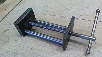 Woodworker Carpenter Machinist Metal Table Bench Clamp Vise 4""