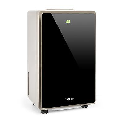 Klarstein Sahara Air Dehumidifier Portable Room Clean Dust Germs Free 18 L Grey