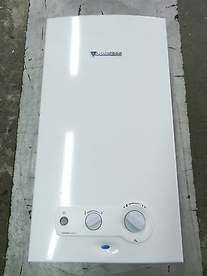 JUNKERS JETATHERMCOMPACT WR 11-2 G23 S7695 Gas-Durchlauferhitzer Boiler Bj.2011