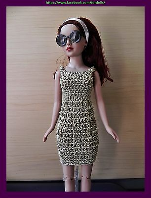 Tonner Tiny Kitty Collier handmade clothes : dress